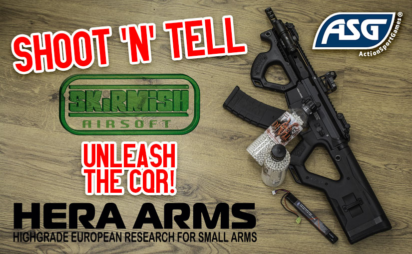 CQR UNLEASHED – Shoot 'n' Tell!