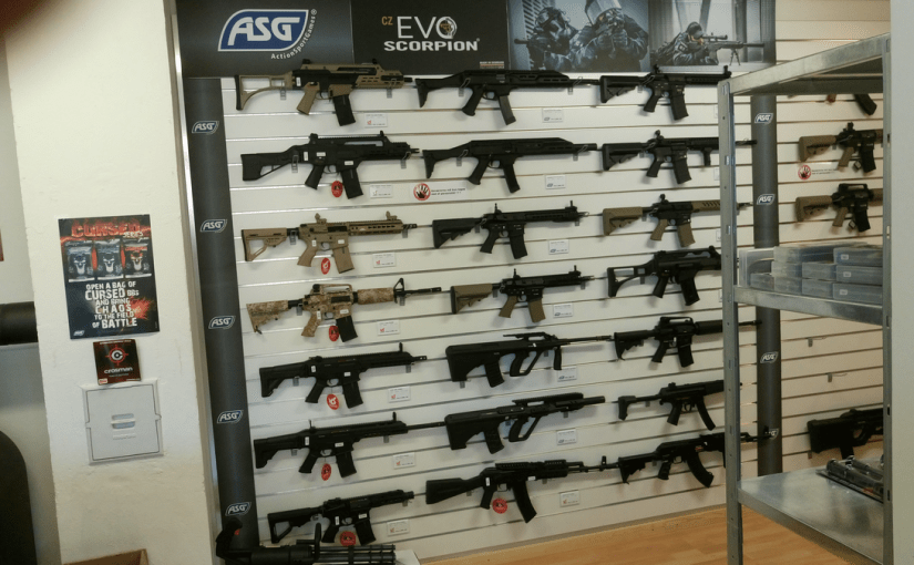 E-Tech Airsoft – Denmark