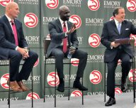 Lloyd Pierce New Atlanta Hawks Head coach