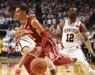 Trae Young vs Texas Tech