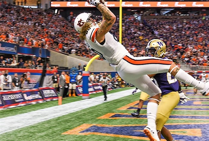 Auburn upset Washington