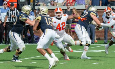 Clemson too strong for Georgia Tech