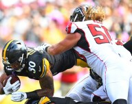 Pittsburgh Steelers vs Atlanta Falcons