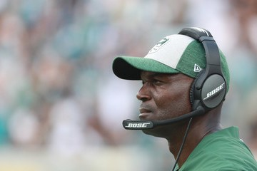 New York Jets fired head coach Todd Bowles