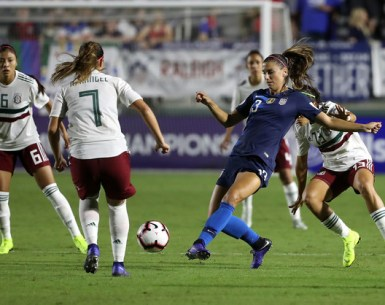 Alex Morgan Women's National Team