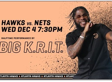 Big Krit to will headline Peachtree Night for Atlanta Hawks