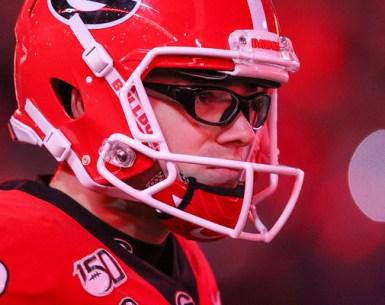 Rodrigo Blankenship kicker UGA #UGA,#Bulldogs, #Dawgs,