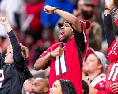 Atlanta Falcons fans not supportive at home #NFL, #dirtybirds, #falcons, #inbrotherhood, #atlantafalcons, #ATL, #ASN #nfc, #nfcsouth