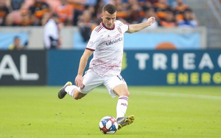 Atlanta United has acquired defender Brooks Lennon from Real Salt Lake for the 2020 season