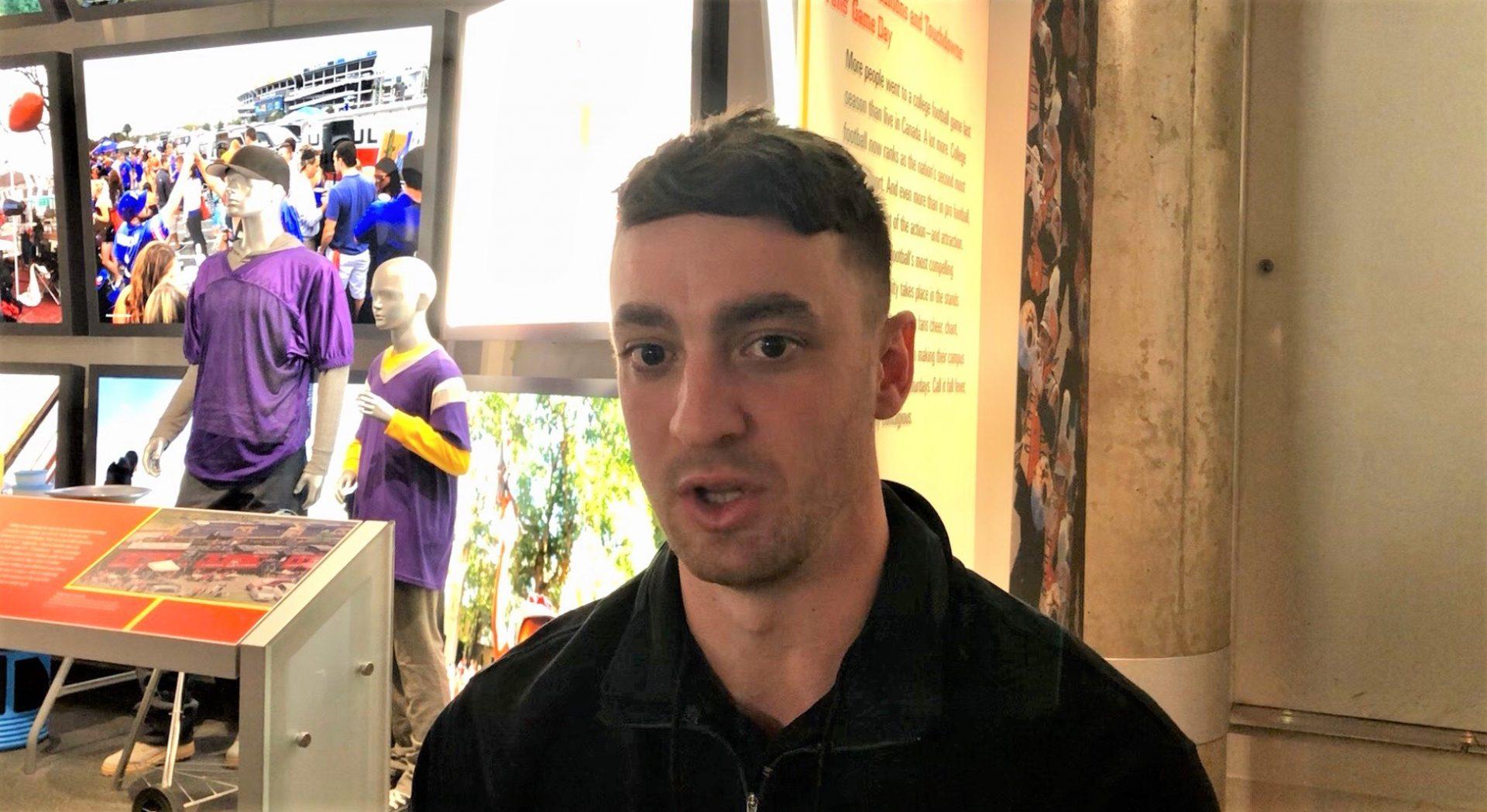 Max Duffy wins Ray Guy Award as nation's top punter