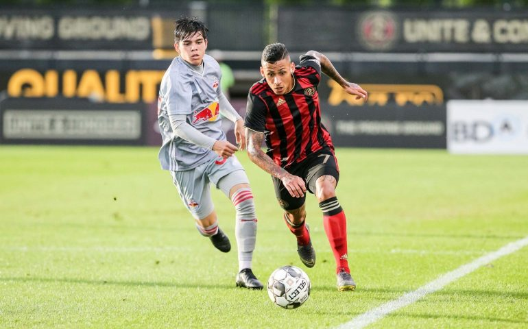 Atlanta United waives Luiz Fernando