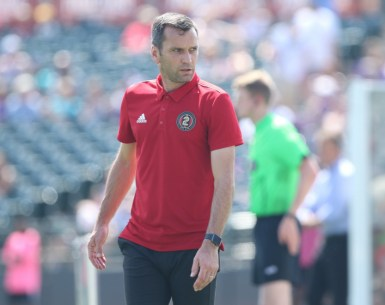 Atlanta United has named Stephen Glass as the new interim coach for the first team.