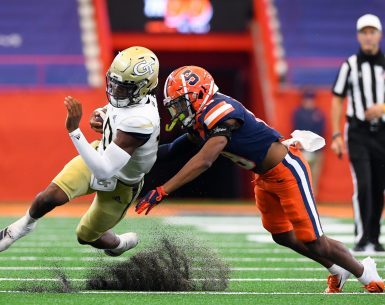 #Georgiatech, #404, #Yellowjackets, Georgia Tech defeated by Syracuse