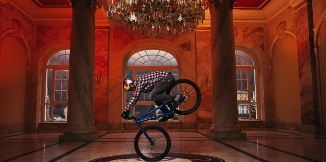 Rider Oehler gets run of decadent Grand Hotel de l'Europe