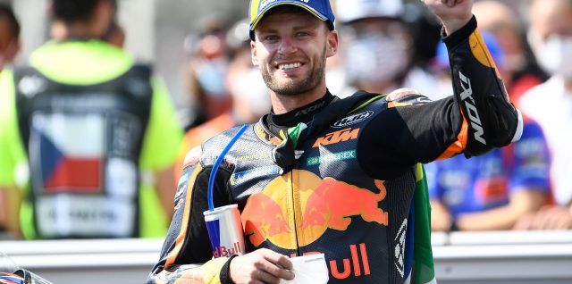 Rookie Binder seals first Red Bull KTM Factory Racing win