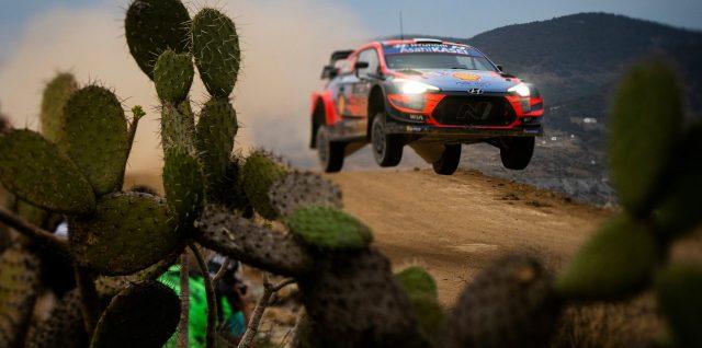 FIA World Rally Championship / Rally Estonia / WRC comes back to life with Tänak hoping to close gap