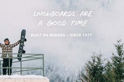 Burton Snowboards – Built on Boards