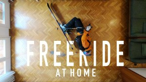 Freeride Skiing at Home – A Ski Movie By Philipp Klein