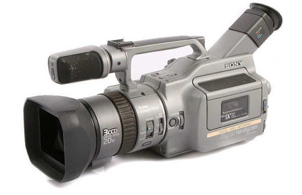 Sony VX 1000 Digital Video Camera