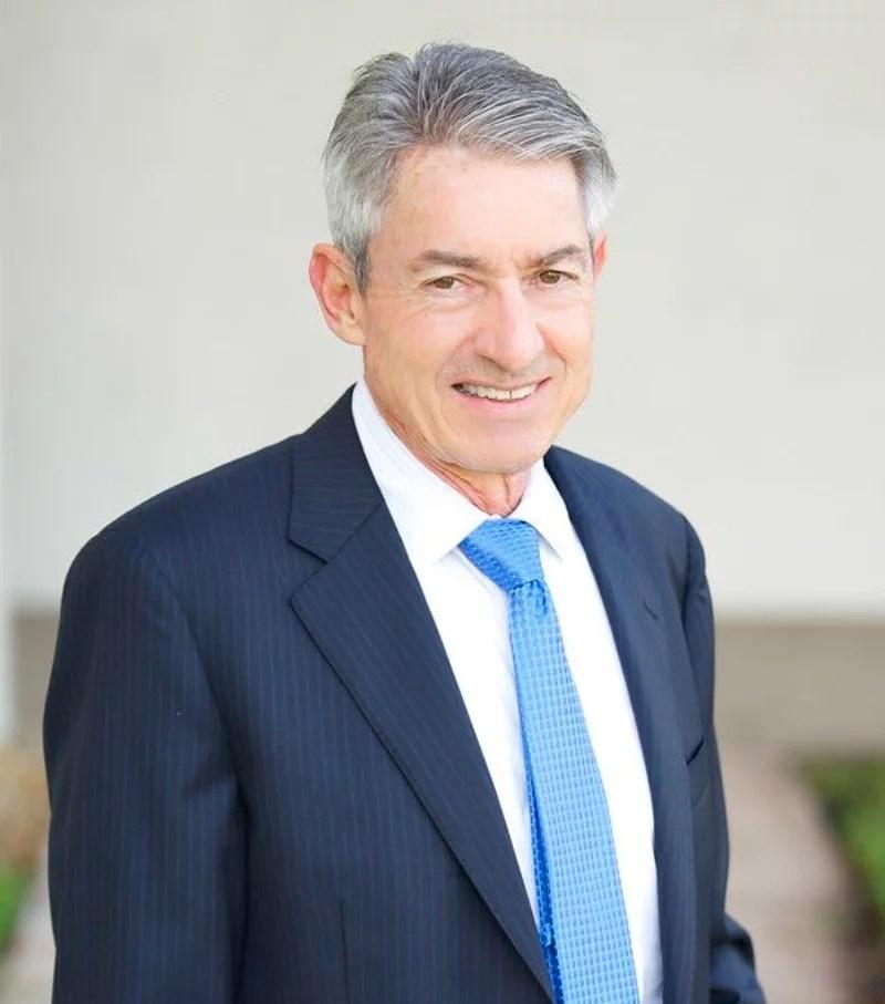 Portrait of President Stephen Straley