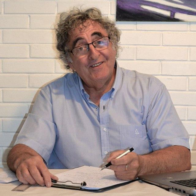 Patrick Sanchez, formateur et fondateur de l'école de vente