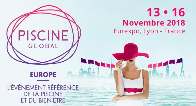 Salon Piscine Global Europe 2018