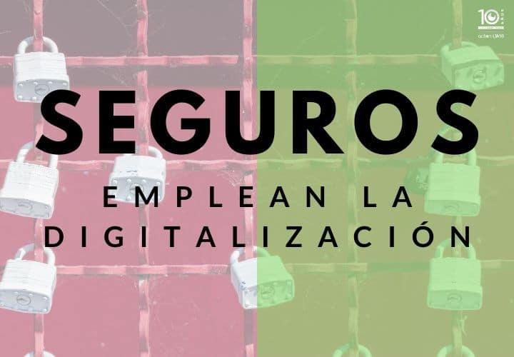 Aseguradoras y la digitalización
