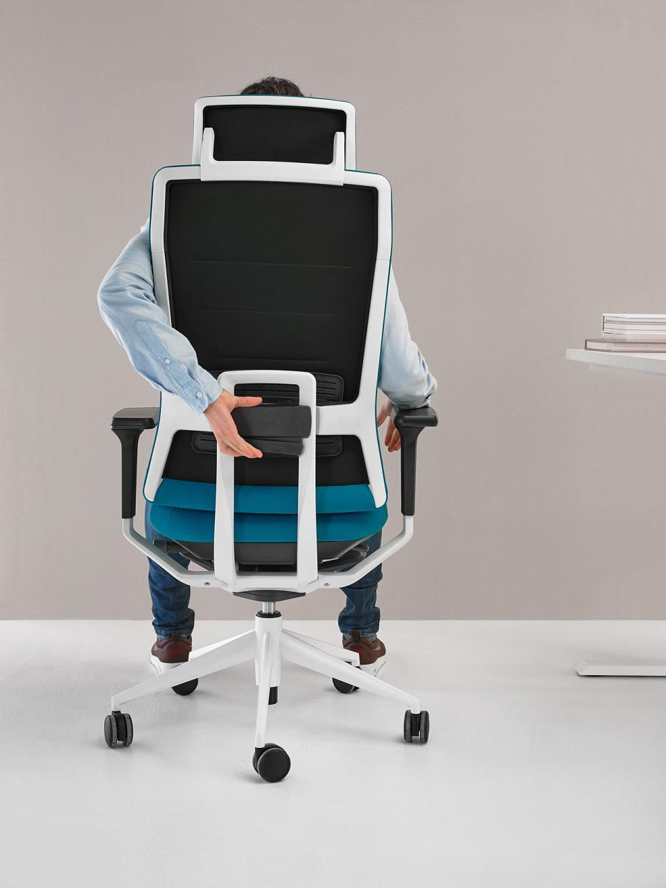 Flex Chairs Tnk Flex Ergonomic Office Chair For Intensive Use