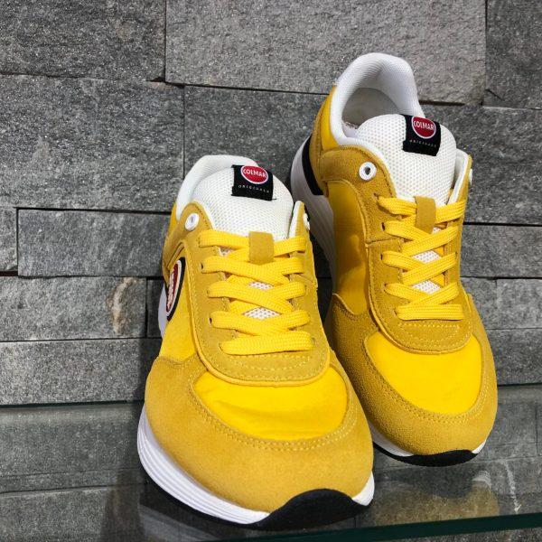Pantofi Colmar Travis X-1 Bold Galben 011
