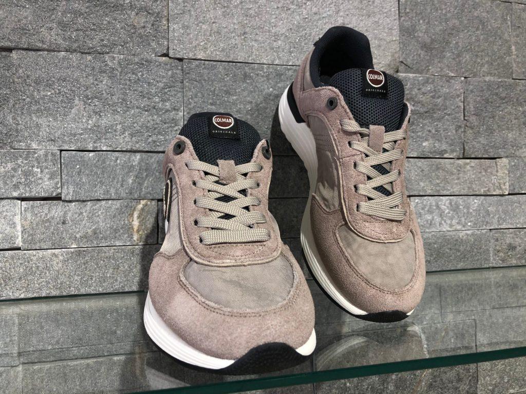 Pantofi Colmar Travis X-1 Tones Bej 015