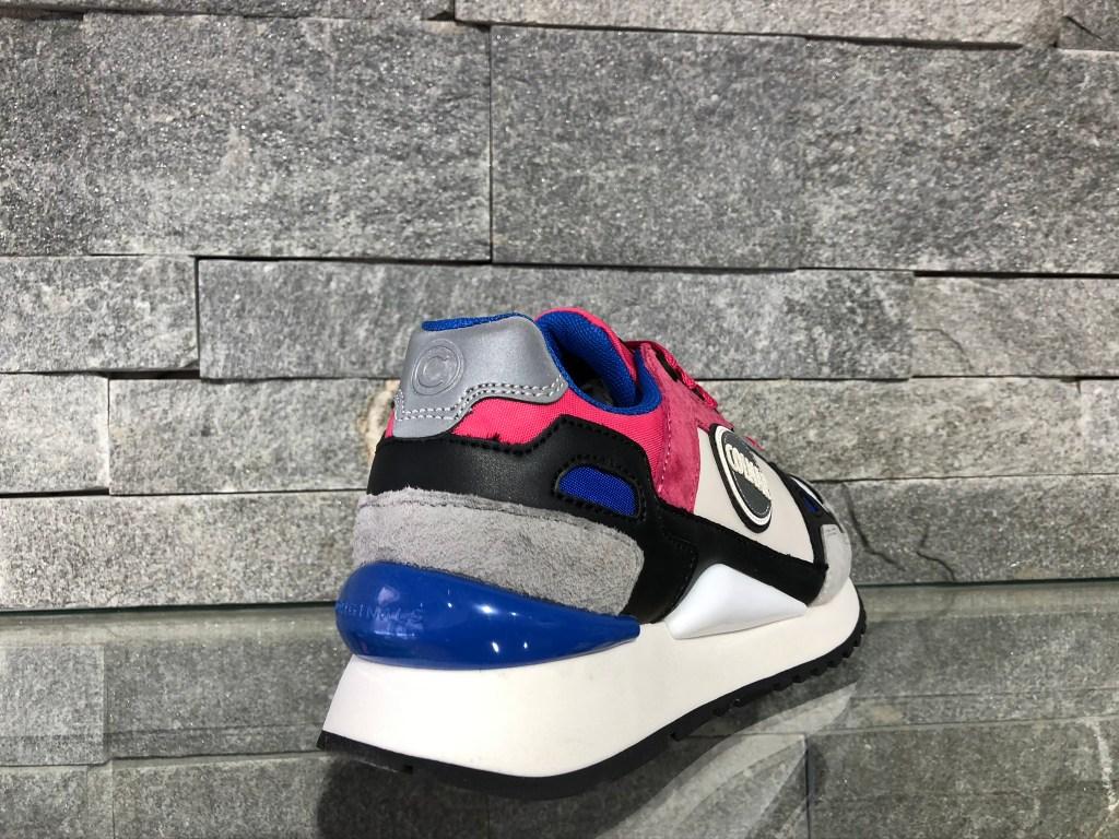 Pantofi Colmar Tyler Beat Multicolor 131