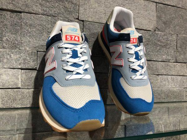 Pantofi New Balance Bărbați ML574SOS Albastru