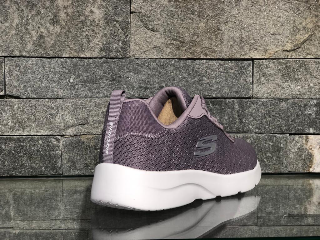 Pantofi Skechers Dynamight Mov 12964-LAV