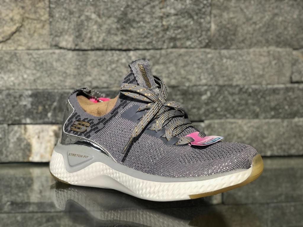 Pantofi Skechers Gravity Gri 149025-GYSL