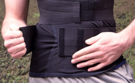 RecoveryAid has 4 Key Components to Fix Posture Related Back Pain