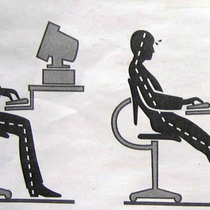 posture effects productivity