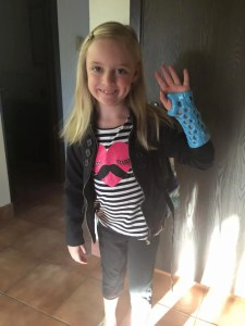 Sara N:  Mom loves the ActivArmor for her daughter!