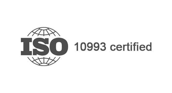 ISO 10993 Certified