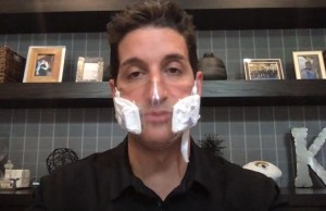 NFL Doctor Talks About His ActivArmor Facemask