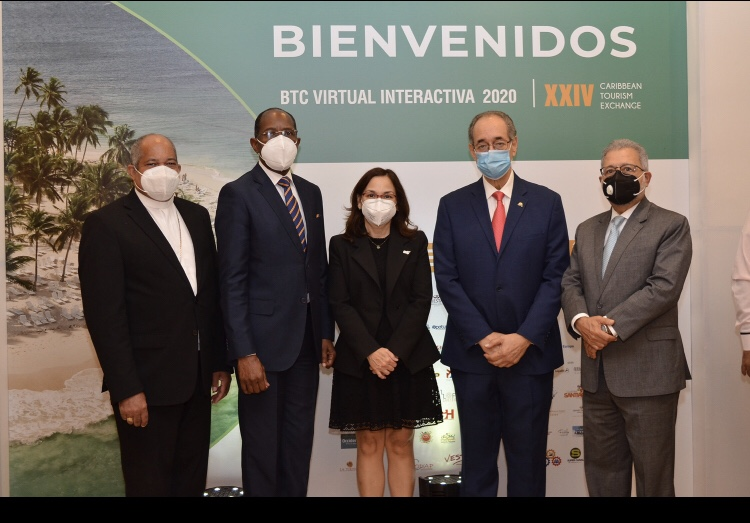 "Bolsa Turística del Caribe inaugura ""BTC Virtual Interactiva 2020"". -  Activate con el Negro"