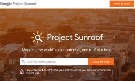 Project Sunroof by Google