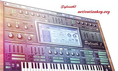 Sylenth1 3.067 Full Crack [Torrent + Keygen] Free Download