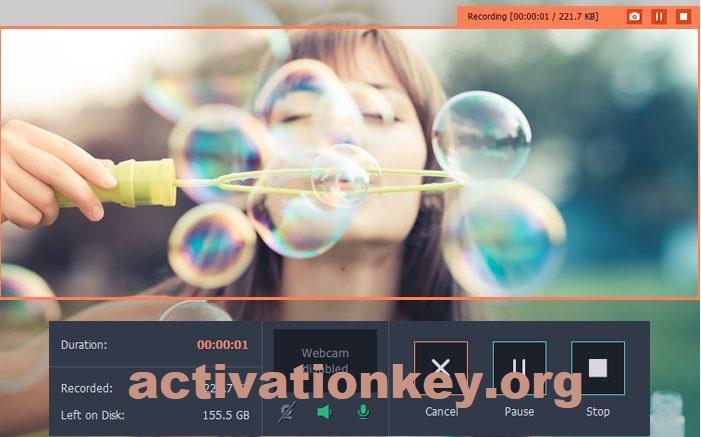 Movavi Screen Capture Studio 11.1.0 Crack Activation Code Latest