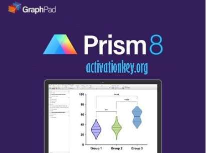 GraphPad Prism 8.3.1 Full Crack Patch + Serial Number 2020