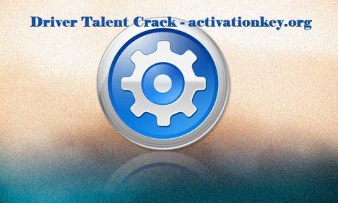 Driver Talent Pro 7.1.28.102 Crack Plus Activation Code {2020}