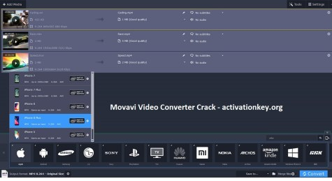 Movavi Video Converter 20.0.1 Crack Torrent Activation Key (2020)