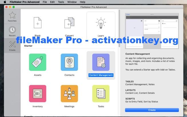 Filemaker Pro 15 download free. full