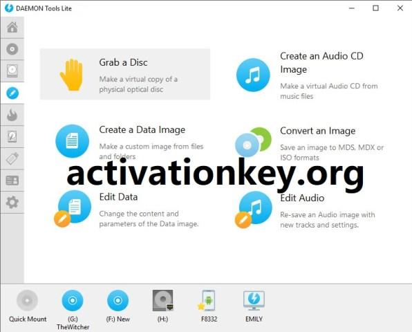 DAEMON Tools Lite 10.12 Crack + Serial Number (Activation Key)