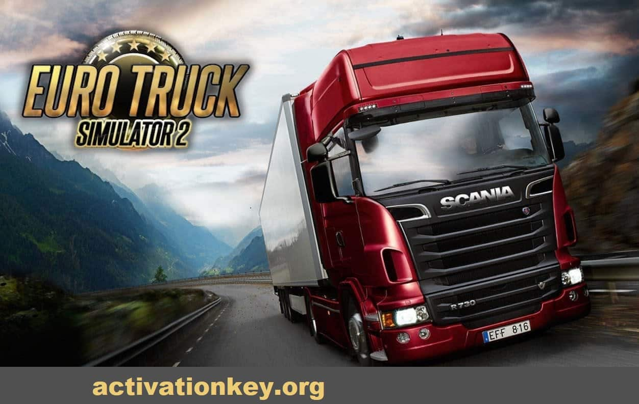 Euro Truck Simulator 2 Crack Product Key Free Download [Updated]