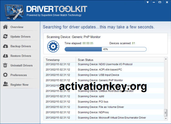 Driver Toolkit 8 5 Crack With License Key Free Download
